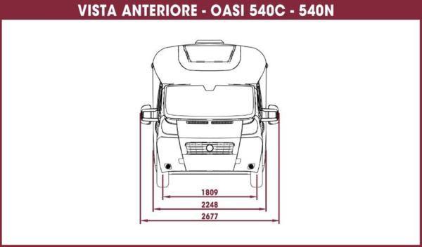 vista-anteriore-camper-oasi-540C-e-540N – kopie