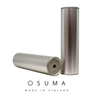 Osuma 170 suppressor Silver